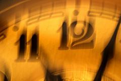 Clock by Grzegorz Tobinski
